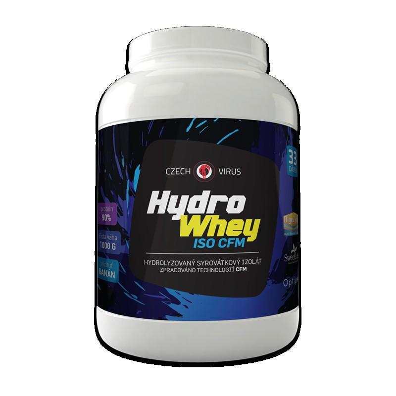 Czech Virus HydroWhey ISO CFM 1000 g