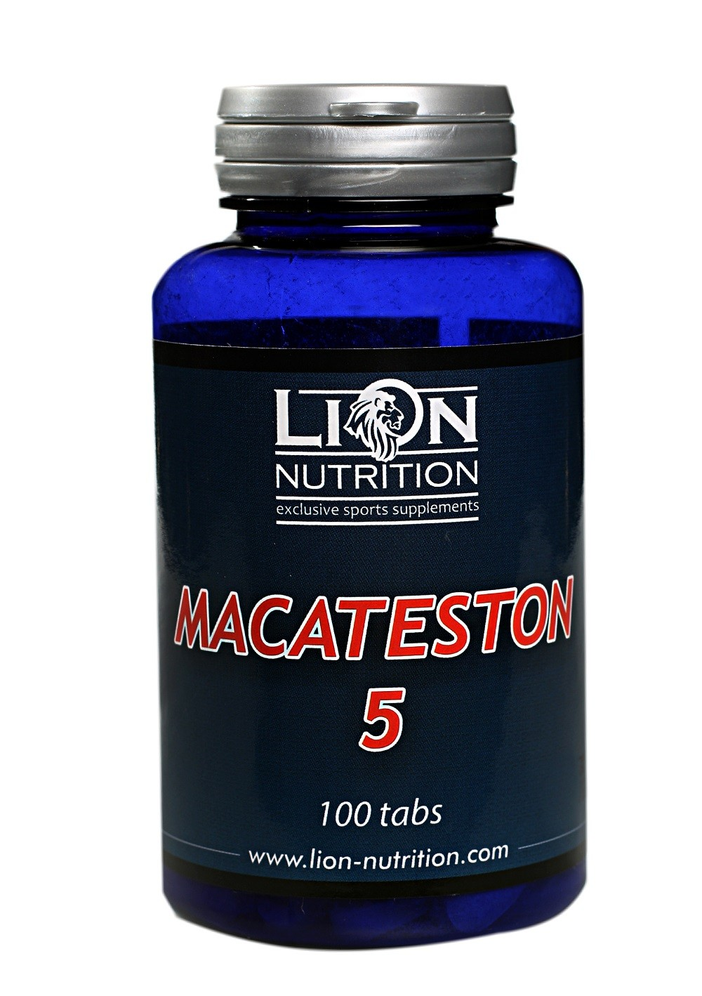 Lion Nutrition Macateston 5 - 100 tablet