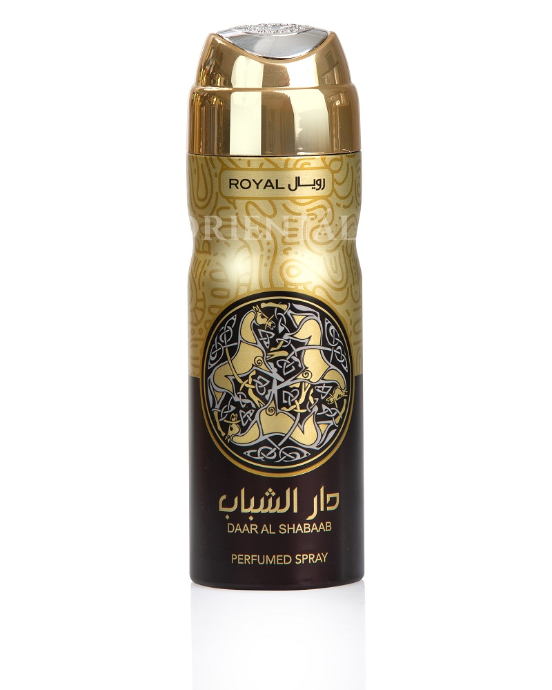 Daar Al Shabaab Royal deodorant 200 ml