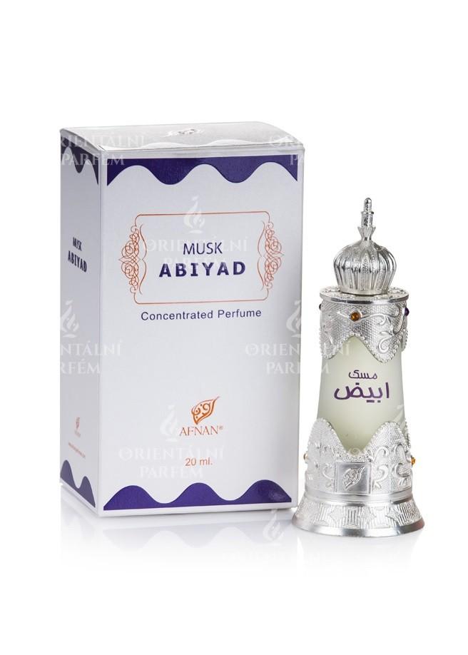 Musk Abiyad CPO pro ženy vzorek