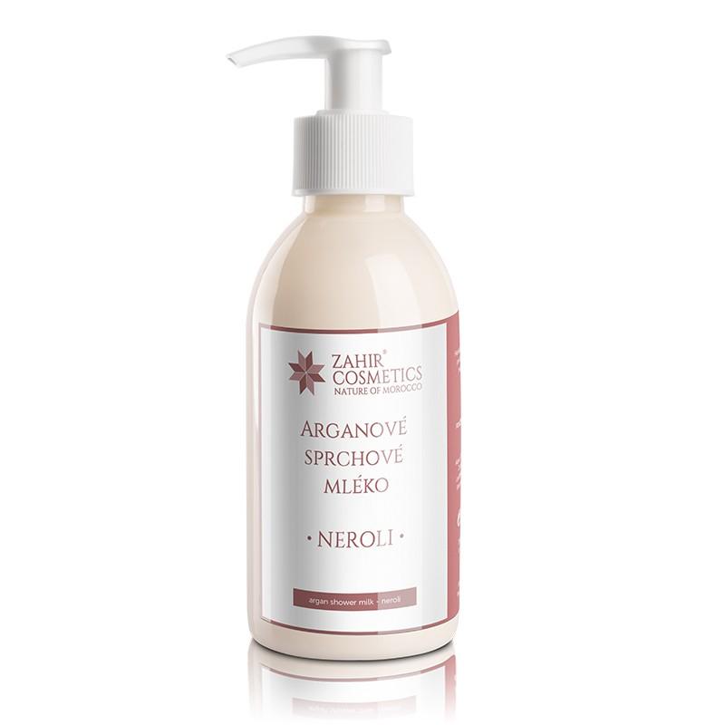 Arganové sprchové mléko - NEROLI
