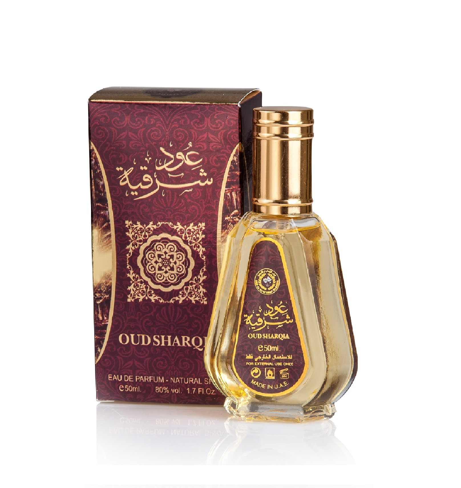 Oud Sharqia gold 50 ml