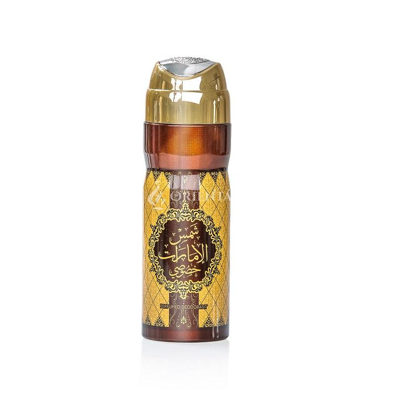 Shams Al Emarat Khususi deodorant