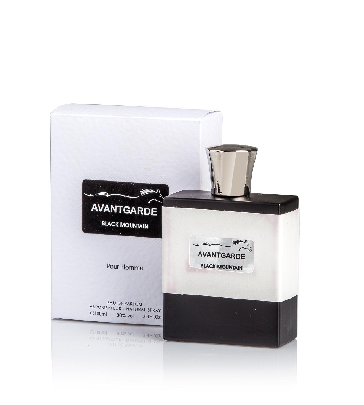 Avantgarde Black Mountain EdP pro muže vzorek