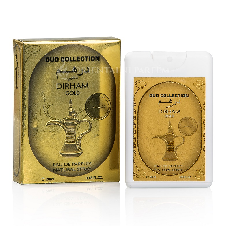 Dirham gold 20 ml