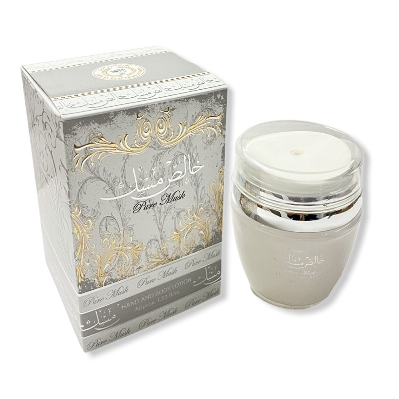 Pure Musk hand & body lotion 60 g