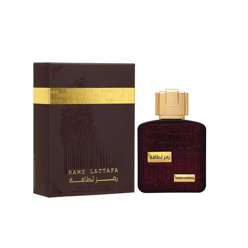 Ramz Gold - miniatura 30 ml