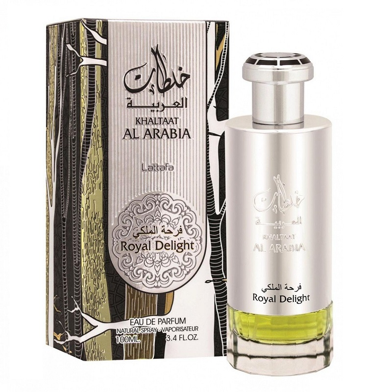 Khaltaat Al Arabia - Royal Delight