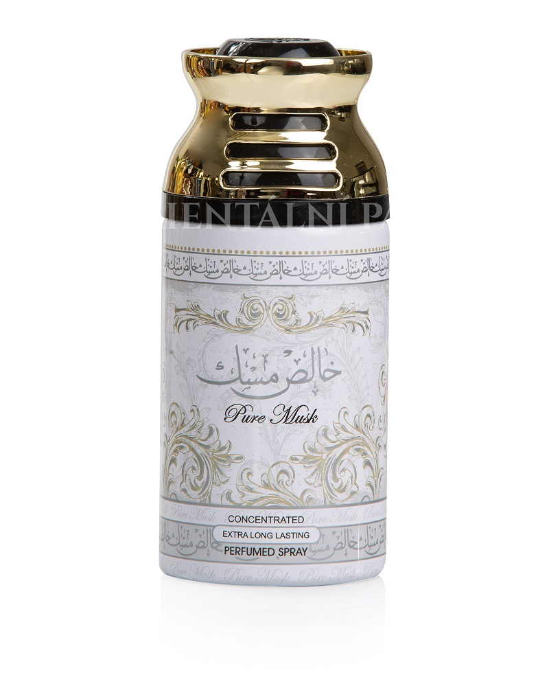 Pure Musk deodorant 250 ml