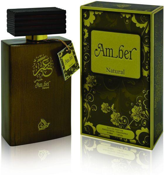 Amber Natural EdP unisex vzorek