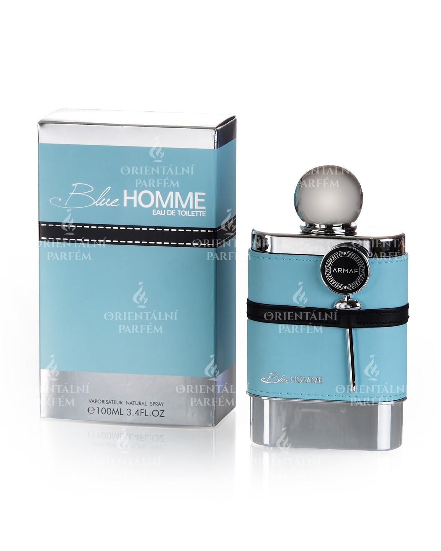 Blue Homme EdT pro muže vzorek