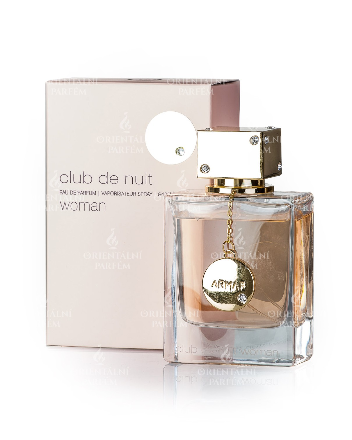 Club de Nuit woman