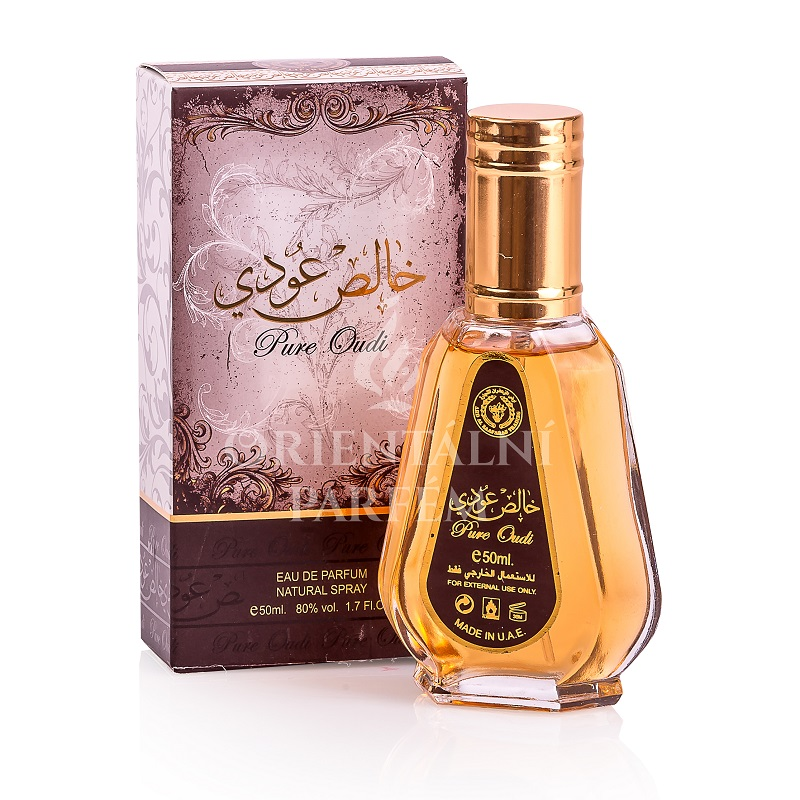Pure Oudi (Khalis Oudi) 50 ml