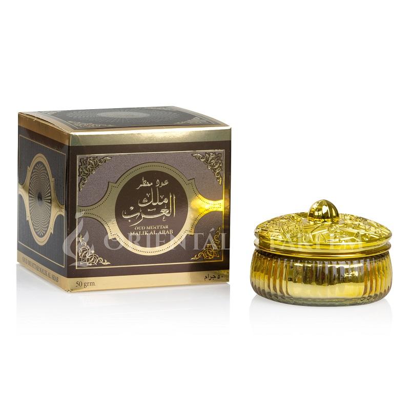 Oud Muattar MALIK AL ARAB bukhoor 50g