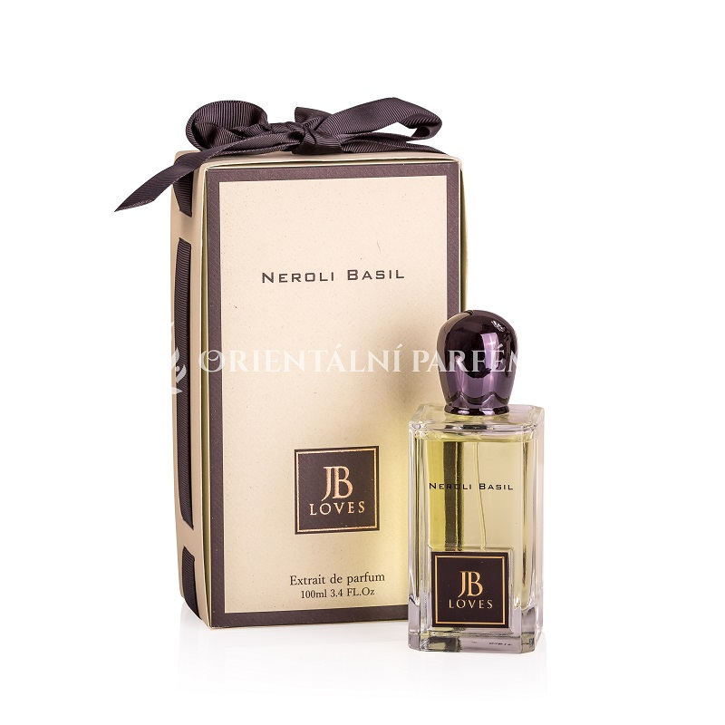 JB LOVES - Neroli Basil